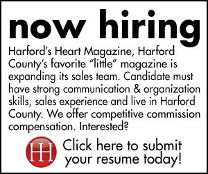 Harford's Heart is now hiring