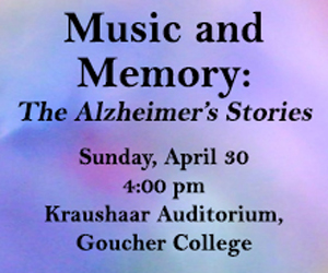 Music and Memory - The Alzheimer's Stories