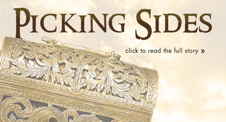 Picking Sides by Lawton von Emelen - Harford County