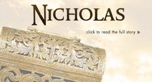 The Godsblood - Nicholas - Lawton Von Emelen
