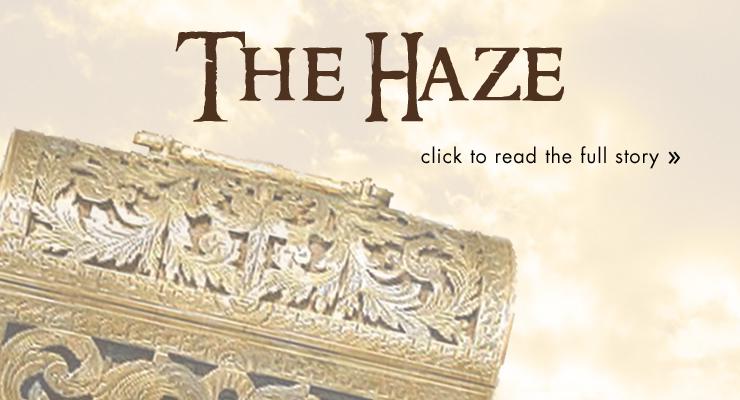 The Godsblood - The Haze - Lawton Von Emelen