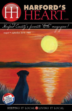 Harford's Heart August-September 2018 Magazine - Harford County