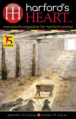 Harford's Heart Magazine - December 2019 - January 2020