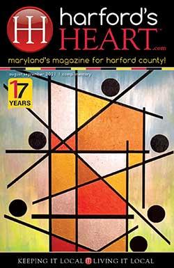 Harford's Heart Magazine August/September 2021 Issue